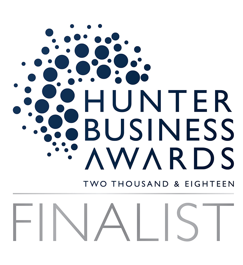 Witmore are excited to announce that we are a finalist in the Hunter Business Awards!! Wish us luck for the award night on the 10th August, 2018.